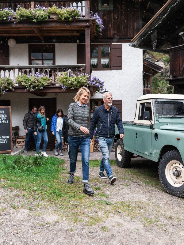 Eine kurze Wanderung zur Auflockerung durch das beschaulich gelegene Bayrischzell